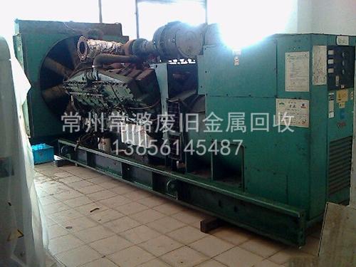 亳州回收发电机