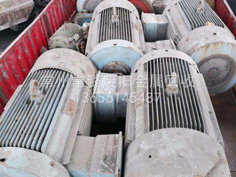 铜陵回收废旧电机