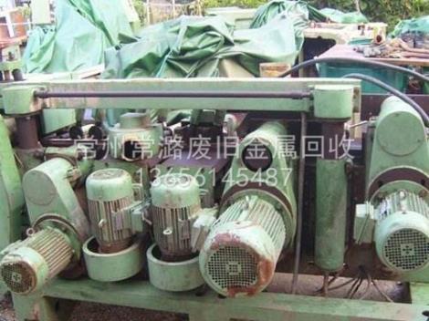 滁州回收废旧电机