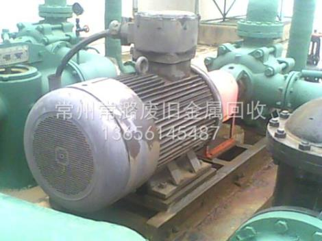 上海回收废旧电机