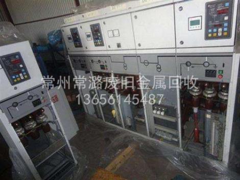 上海回收配电柜
