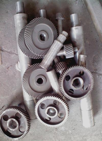混砂机齿轮