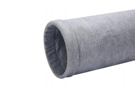 混纺抗静电针刺毡除尘布袋定制