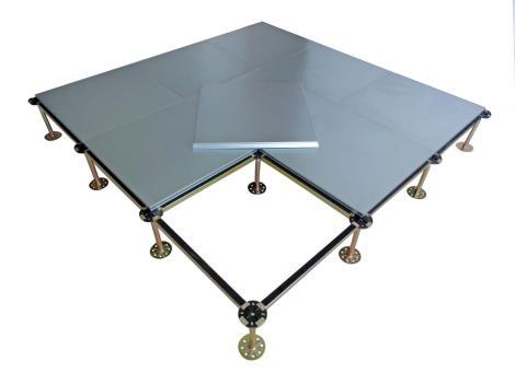 硫酸钙高架地板直销
