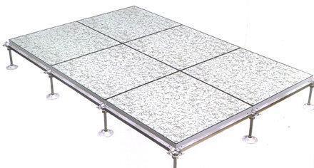 导静电PVC面全钢地板