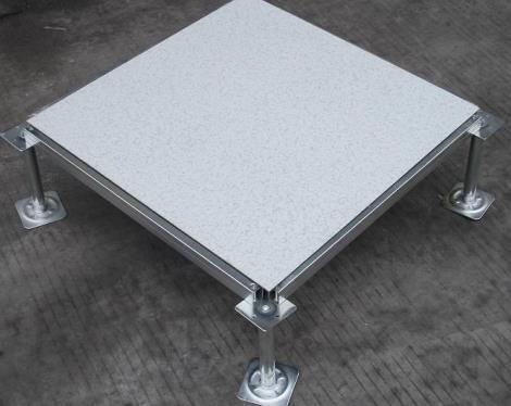 导静电PVC面全钢地板直销
