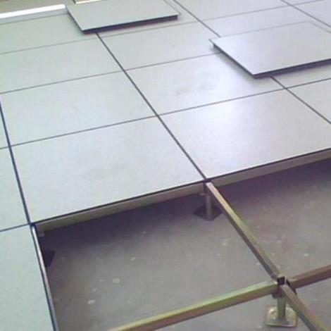 导静电PVC面全钢地板定制