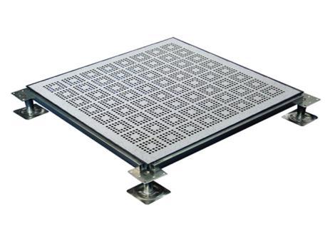 铝制通风地板定制