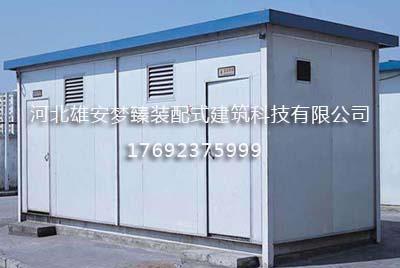 轻钢卫生间安装