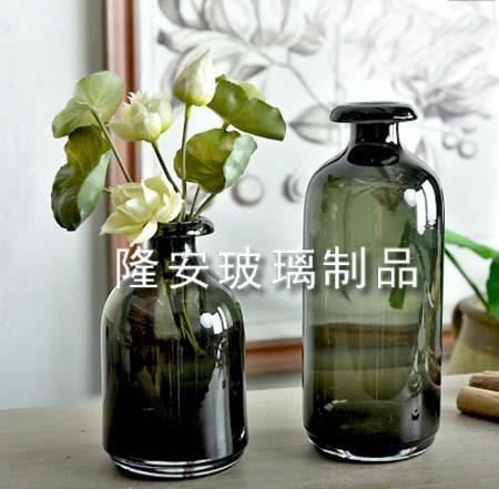 方形玻璃花瓶