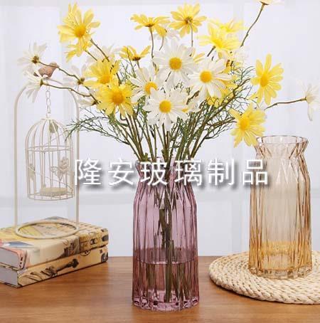 欧式玻璃花瓶