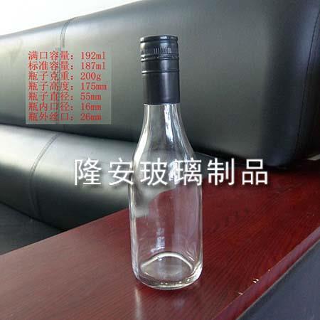 187ml白酒瓶