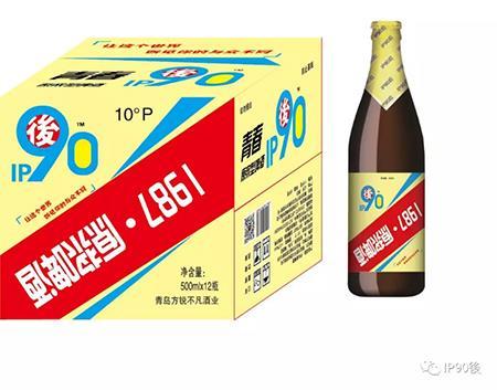 青春原浆型啤酒生产商