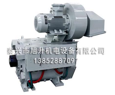 HJ08油田钻井用他励直流电动机