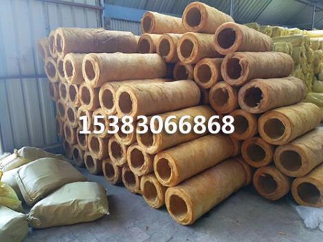 厂家优质生产无甲醛玻璃棉管