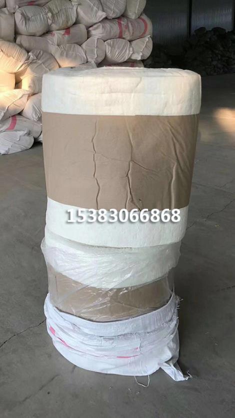 专业生产硅酸针刺毯