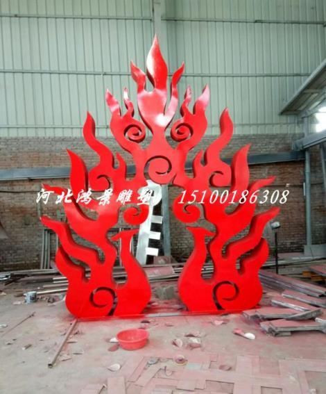 抽象火鳳凰雕塑 不銹鋼鳳凰雕塑 景觀景點鳳凰不銹鋼雕塑圖片