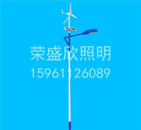 风能灯杆定制