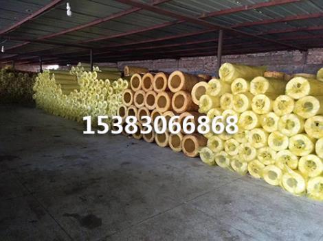 优质岩棉管