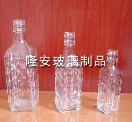 工艺玻璃酒瓶