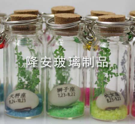 工艺品玻璃瓶定制