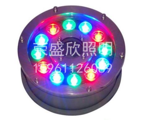LED不銹鋼噴泉燈加工