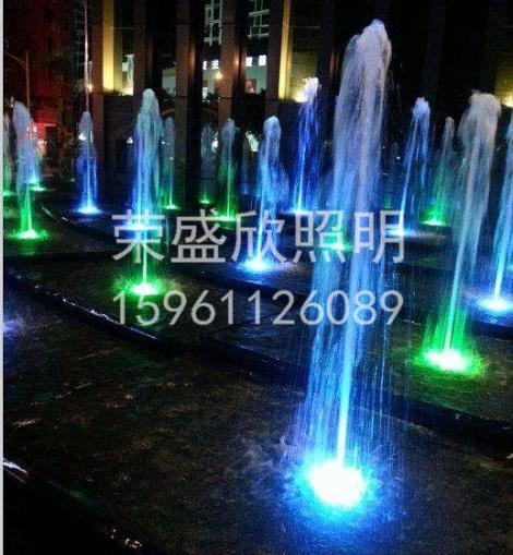 不锈钢喷泉灯