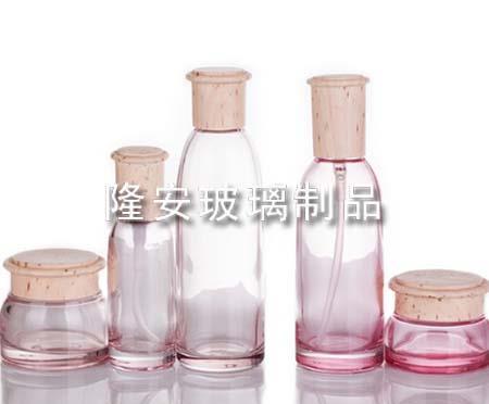 喷涂玻璃瓶