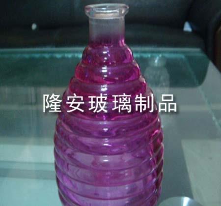 喷涂工艺玻璃瓶