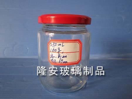 240果酱瓶