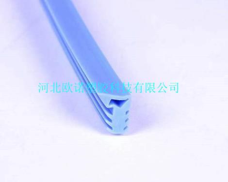 耐高温硅胶e型条