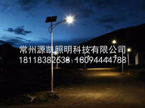 太阳能锂电路灯生产商