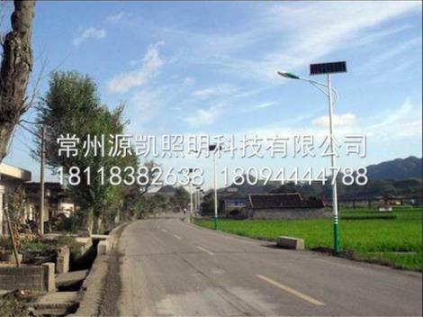 太阳能锂电路灯供货商