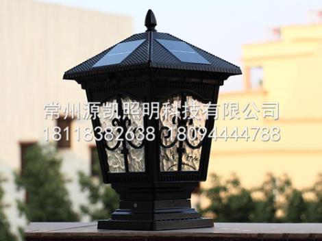 太阳能围墙灯