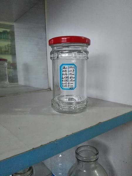 调料玻璃瓶