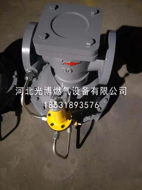 燃气调压器厂家