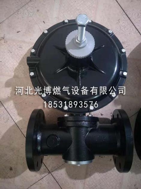 燃气调压器生产商