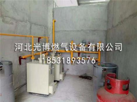 LPG气化炉加工