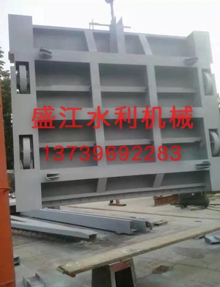 钢铁复合闸门