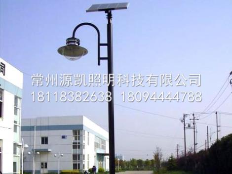 一体化庭院灯生产商