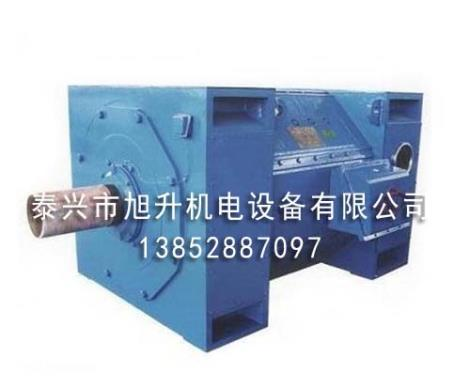 Z710型直流电动机加工