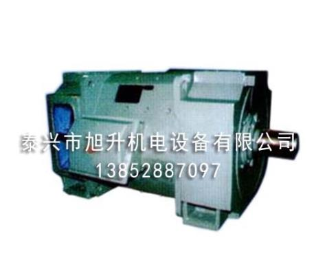 Z系列中型直流电动机定制