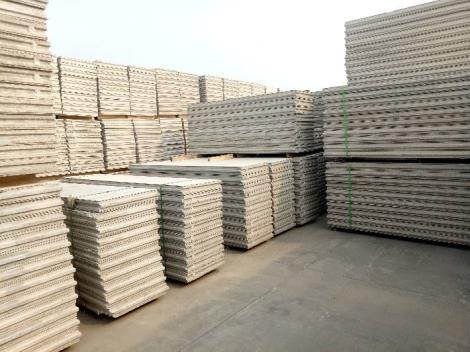 厂房轻质隔墙板生产商
