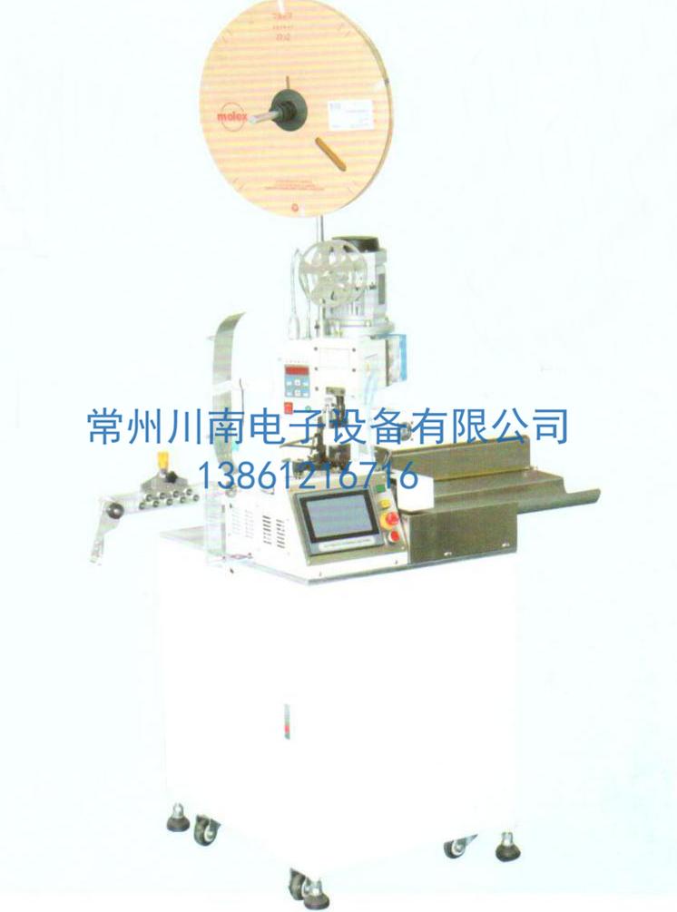 CN-02 02H全自动单头端子压着机