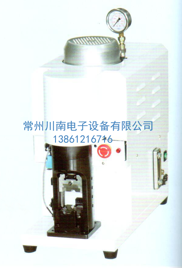 油压六方端子机