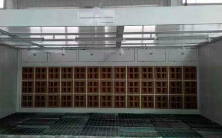 干式喷漆柜生产商