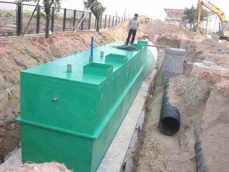 污水处理设备供货商