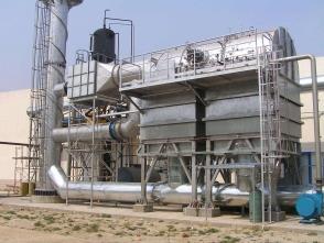 蓄热式热力焚化炉