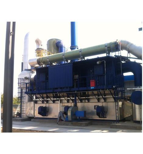 蓄热式热力焚化炉定制