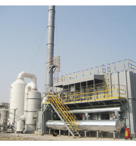 蓄热式热力焚化炉供货商